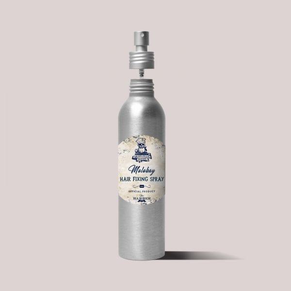 Spray fissante per capelli da uomo - Molokay