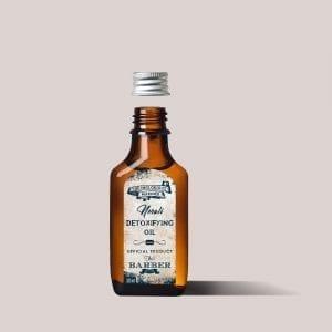 olio da barba per pelli secche